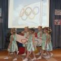 Спортивное развлечение для детей подготовительных групп «Олимпийский калейдоскоп»