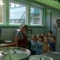«Экскурсия на кухню детского сада» (окружающий мир). Подготовительная группа)