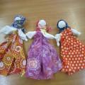 Мастер-класс «Кукла-берегиня»
