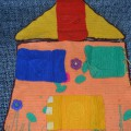 Развивающая игра «Геометрический дом»