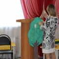 Фотоотчет о проведении мастер-класса для педагогов «Адаптироваться— это не просто привыкнуть»