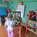 Мастер-класс «Картина с цветами»