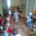 Игровая ситуация по познавательному развитию в старшей группе по теме «Полезная пища»