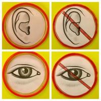 Конспект занятия с элементами ТРИЗ «Наши помощники-органы чувств»