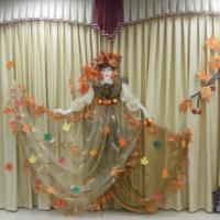 Оформление музыкального зала к осеннему празднику