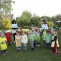 Совместная организованная деятельность педагога с детьми 4 лет «Наша Безопасность— пешеходный переход»