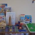 Уголок архитектуры в Детском саду