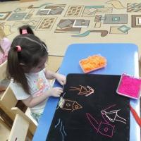 Индивидуальная работа с детьми. Игра для детей 3–7 лет «Чудо-ниточки»