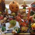 Выставка поделок из овощей «Дары осени» и из природного материала «Наши руки-не для скуки»