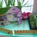 Фотоотчёт «Огород на окне»