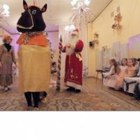 Сценарий новогоднего праздника «Баба яга и Сивка-бурка» для старшего дошкольного возраста