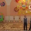 Сценарий выпуска в школу «Паровозик-буквовозик»