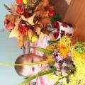 «Осенняя сказка». Выставка семейных поделок из природного материала