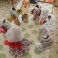 Фотоотчет о выставке кукол-оберегов