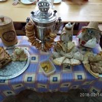 Масленичная фотосессия