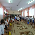 Проектная деятельность по здоровьесбережению детей. Проект «Неделя здоровья»