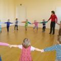 Физкультурное занятие во второй младшей группе