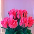 «Розы». Мастер-класс. Поделка своими руками