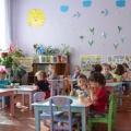 Консультация для родителей «Ребёнок за столом»