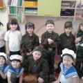 Фотоотчёт развлечения «День Защитника Отечества» (средняя группа)
