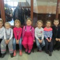 Фотоотчет о посещении Зоологического музея в Санкт-Петербурге (подготовительная группа)