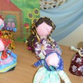 Консультация по приобщению дошкольников к народным традициям «Куклы из бабушкиного сундучка»