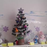 Выставка новогодних поделок «Мастерская Деда Мороза»