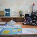 Фотоотчёт выставки «День космонавтики»