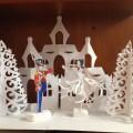 Мастер-класс по бумагопластике «Новогодняя сказка из бумаги»