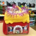 Дидактическая игра «Собери слово «Спасибо»— для детей старшего дошкольного возраста