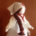 Мастер-класс по изготовлению тряпичной куклы «Медсестра».
