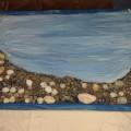 Мастер-класс по изготовлению картины из соленого теста и природного материала «Морское дно»