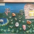 Мастер-класс по изготовлению объемной картины «Домик в деревне»