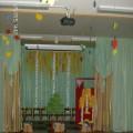 Оформление зала к осеннему празднику