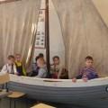 В гости к юным мореходам