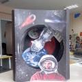 Мастер-класс по изготовлению тоннель-бука по теме «Космос»