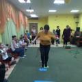 Спортивно-развлекательное мероприятие в подготовительных группах