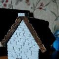 «Домик для гнома»— украшение участка