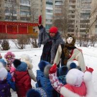 Фотоотчет о проведении праздника «Здравствуй, Масленица-раскрасавица» в ДОУ