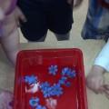 Конспект НОД по познавательному развитию «Первый цветок— подснежник» в первой младшей группе