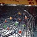 Конспект НОД по развитию речи и рисованию с элементами физической культуры в группе раннего возраста «Море и рыбка»