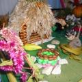 Фотоотчёт о проведённой выставке поделок из природного материала «Осенние дары»