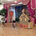 Показ спектакля «Гуси-лебеди» детьми подготовительной группы (фотоотчет)