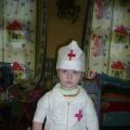 Образовательная ситуация в первой младшей группе «Кукла Катя заболела»