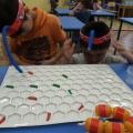 Дидактическая игра «Веселые слоники»