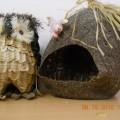 Фотоотчет выставки поделок ко Дню защиты животных