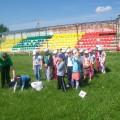 Спортивный праздник «Зарница» для детей старшего дошкольного возраста, посвящённый 70-летию Победы