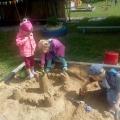 Фотоотчет «Замок из песка»