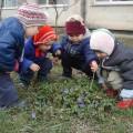 Конспект экологического занятия во второй младшей группе «Первые весенние цветы»