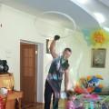 Театр мыльных пузырей в гостях у наших малышей (фотоотчет)